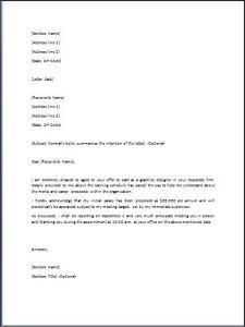 8 best Agreement Letters images on Pinterest | Letter, A letter ...