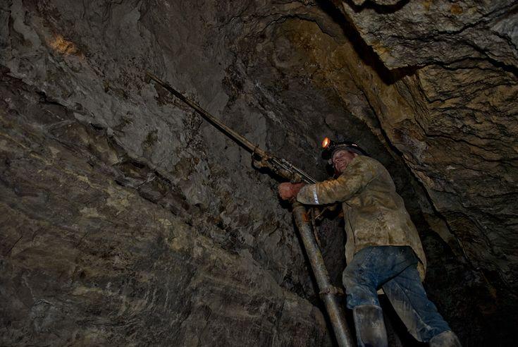 Roberts Yogo Sapphire Mine. Montana, USA (Photo © Robert Kane)