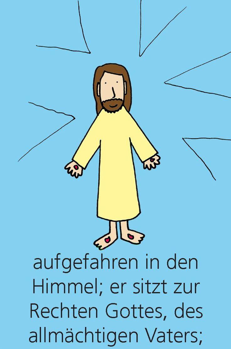 Glaubensbekenntnis Für Kinder