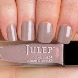 Julep - Margit (It Girl) Mushroom with Rose Shimmer