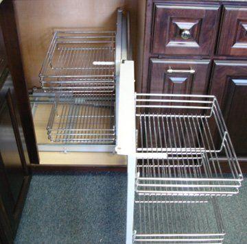 & Blind Corner Cabinet Organizer - WoodWorking Projects u0026 Plans