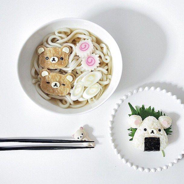 Cute Japanese Things | asian, asian food, chopsticks, cute, food, hashi, japanese, kawaii ...