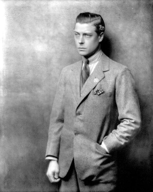 Edward VIII Duke of Windsor | '' The thing that impresses me most about America is the way parents obey their children,,