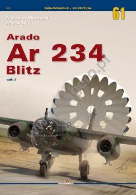 Arado Ar 234 Blitz Vol. I