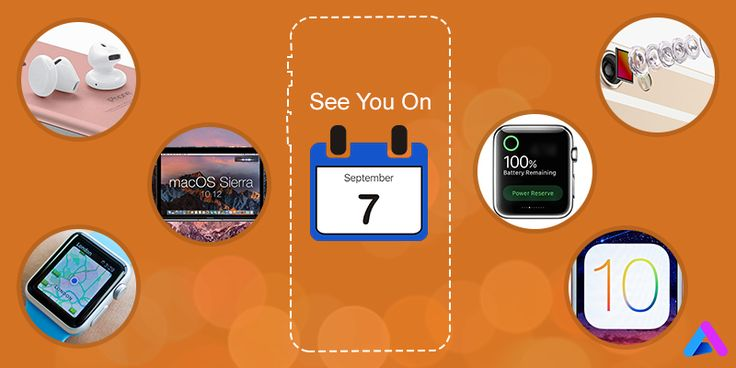 The most awaited tech event of the year ' Apple September 7 event' is just around the corner. Read further to know what to expect from this event.