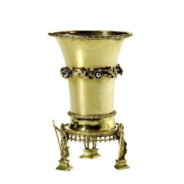 Silver gilt cup, Melchior Mager, Nuremberg 1586-1591 on CLASSIQS – www.classiqs.com