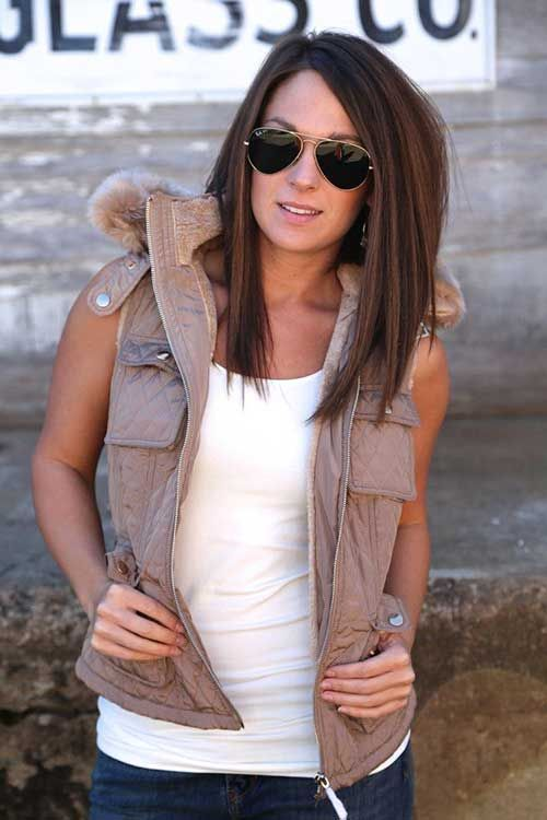 20+ Brunette Bob Hairstyles   Bob Hairstyles 2015 - Short Hairstyles for Women