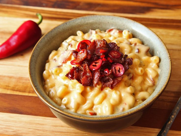 This recipe is a variation of the Ultra-Gooey Stovetop Mac and Cheese recipe from my book, The Food Lab: Better Home Cooking Through Science.