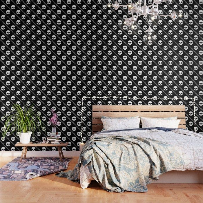 49 Our Peel And Stick Wallpaper Is Easy To Apply And Take Off Leaving No Adhesive Residue Featuring Stripe Wallpaper Bedroom Pattern Wallpaper Striped Walls