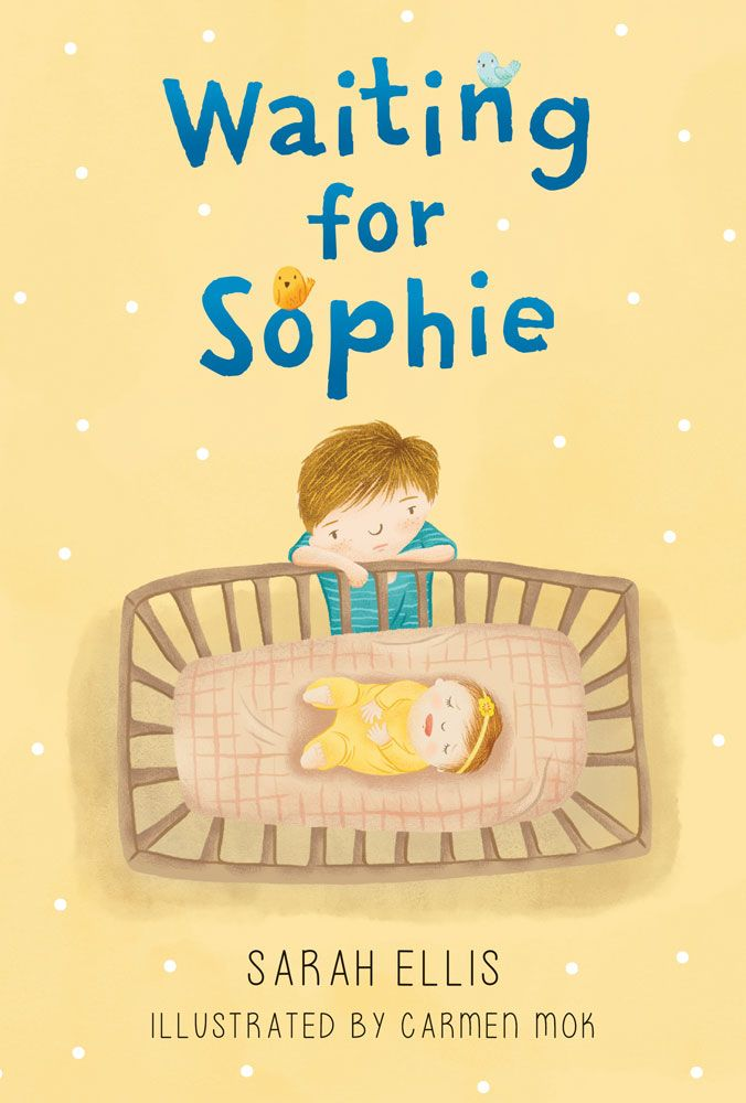 Waiting for Sophie | Canadian Bookworm