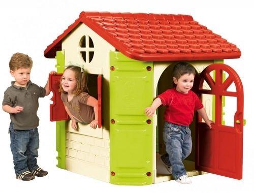Feber Playhouse van Hoppa-Toys.nl van 299 voor 199 euro.