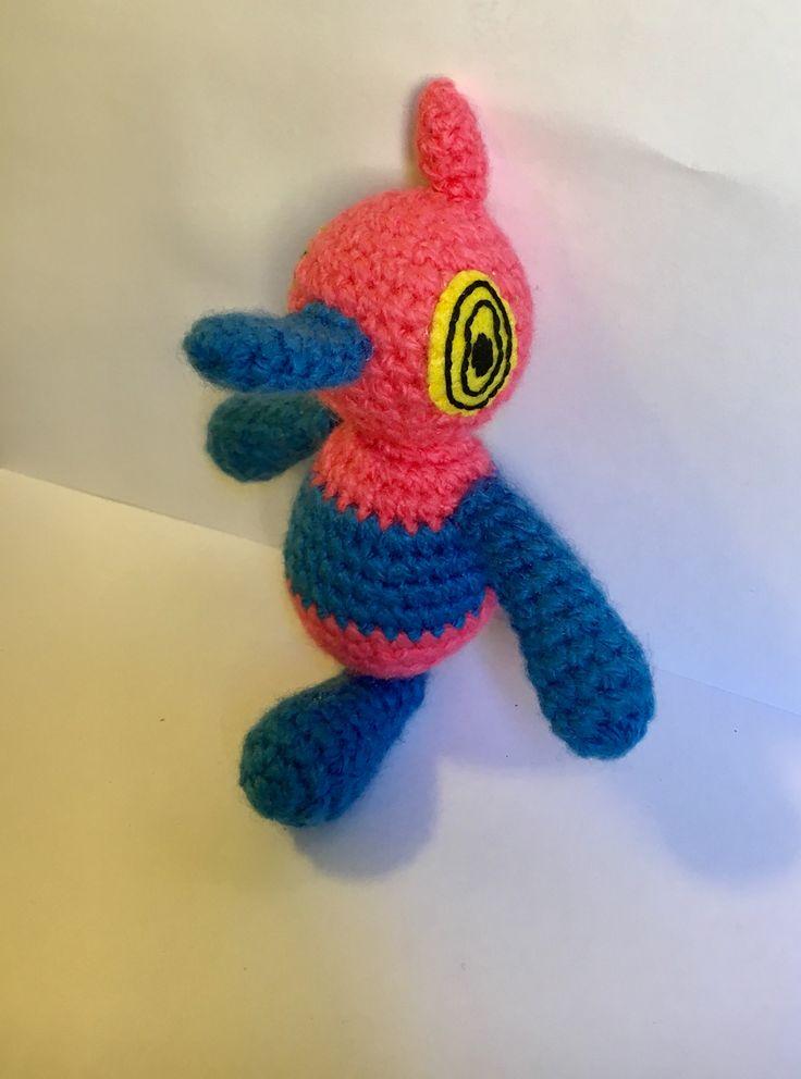 Porygon Z crochet