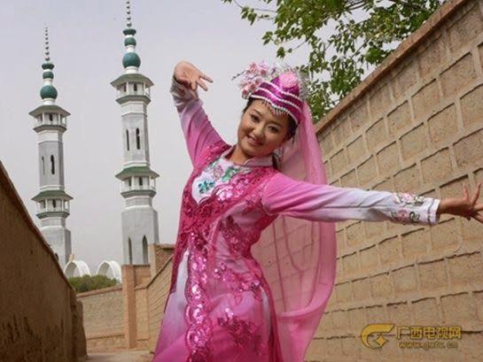 Salar Türkleri - Салар түріктері (Çinghay - Çin) - Türk Asya - Asian Turkish, Тюрки России