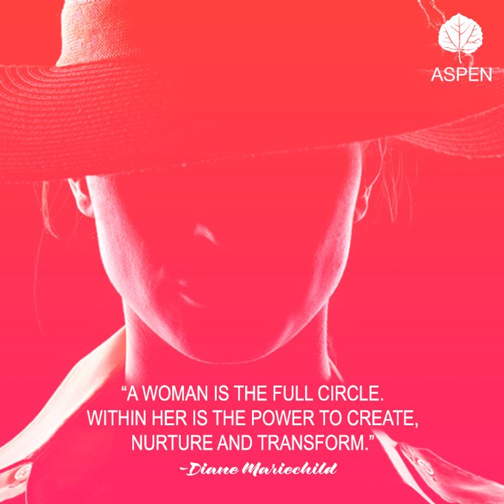 Power to you! #aspen #power #woman #quote