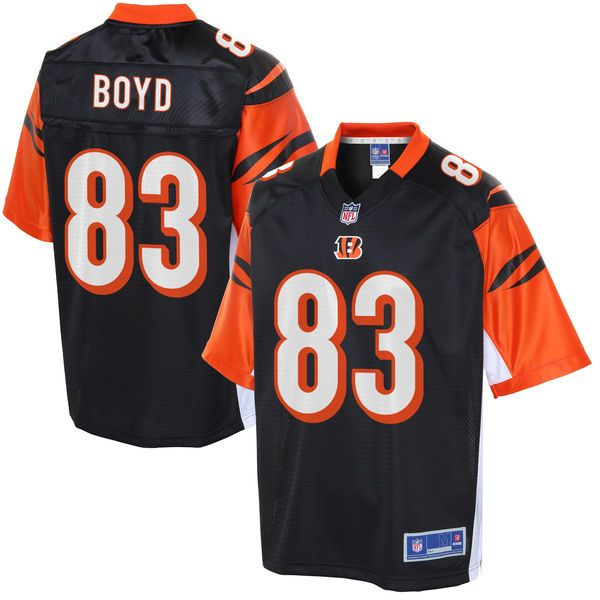 Tyler Boyd Cincinnati Bengals NFL Pro Line Youth Player Jersey - Black - $74.99