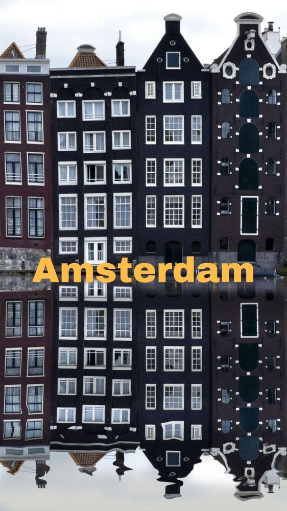 Amsterdam Travel Tips - is gorgeous but can be very expensive. Here are 15 travel tips for Amsterdam which will help you save money.