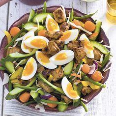 22-10-13 Gadogado met kip - Allerhande Heerlijk!