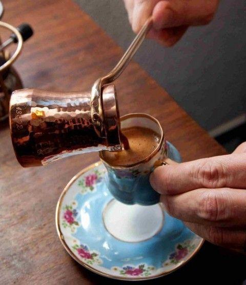Как сварить идеальный кофе? …