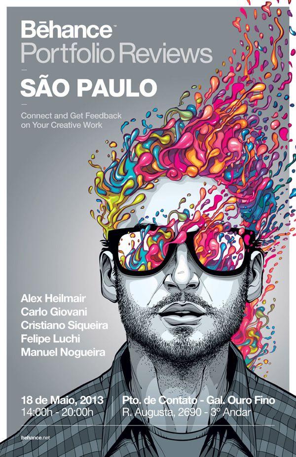 Sao Paulo Poster004  Sao Paulo – Poster