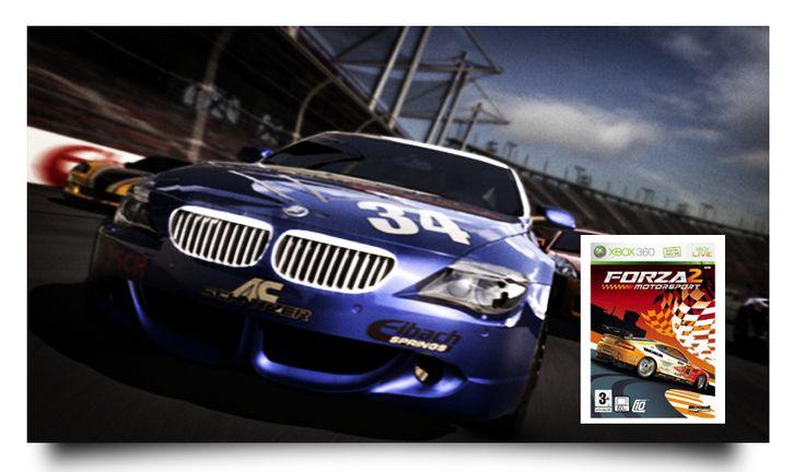 Forza Motorsport 2 - Xbox 360  Forza Motorsport 2 hace su entrada en la nueva generación con más de 300 coches personalizables y 60 frames por segundo de sorprendentes imágenes de alta definición para crear una realista simulación de carreras. Desarrollador: Microsoft Distribuidor: Microsoft Género: Conducción, GT Idioma: Textos: Español Lanzamiento: 8 de junio de 2007 (Pegi: +3)