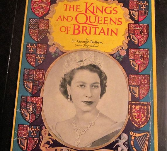 The Kings and Queens of Britain Queen Elizabeth II by Sir