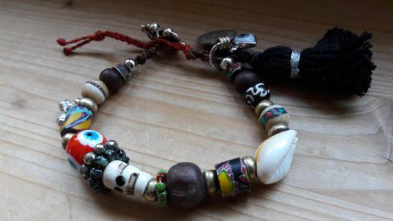 Boho Hippie Zigeuner Armband Böhmische Armband Boho Hippie