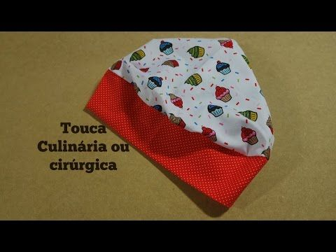MOLDE TOUCAS CULINÁRIAS/CIRÚRGICAS - YouTube