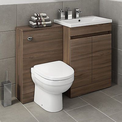 Images Photos  Modern bathroom toilet and furniture storage vanity unit sink basin mv View