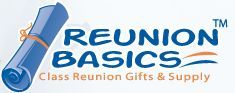 Alumni Class Reunion Gifts, Supplies, Favors, Banners, T-Shirts, Name Tags, Awards, Balloons, Bags and More. | Reunion Basics -