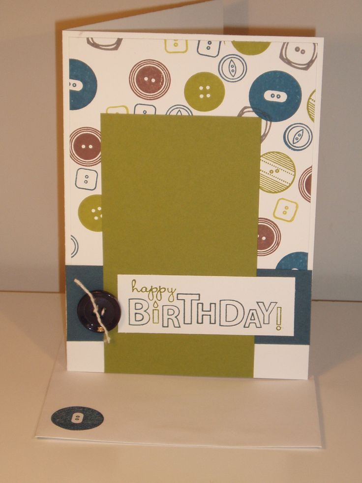 Boy's Birthday Buttons | Embellished with Sentiment, Rebecca Doumouras