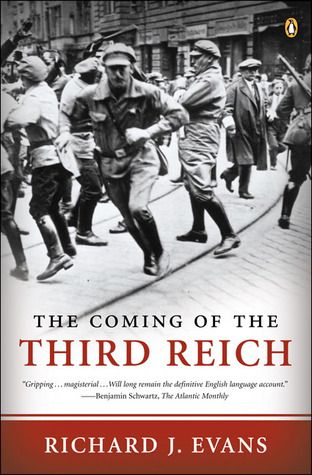 There is no story in twentieth-century history more important to understand than Hitler's rise to power and the collapse of civilization in Nazi Germany. With The Coming of the Third Reich, Richard Evans, one of the world's most distinguished historians, has written the definitive account for our time.  Lessons to be learned even today.