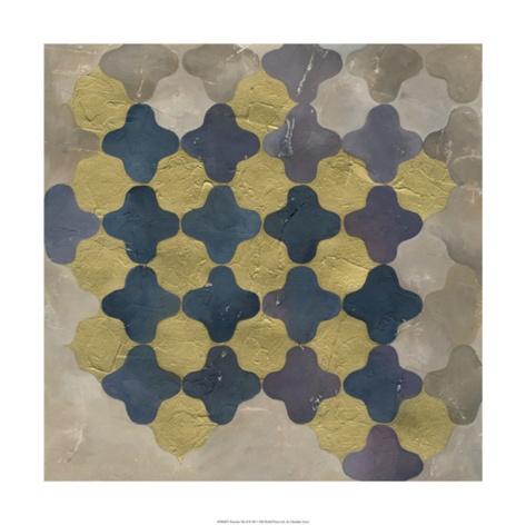 Venetian Tile II Limited Edition by Chariklia Zarris at Art.com