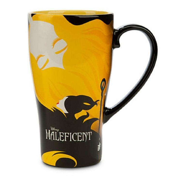 Maleficent and Aurora Mug