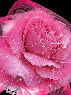108 best roses images on pinterest beautiful flowers pretty pink roses graphics animated pink glitter roses mightylinksfo