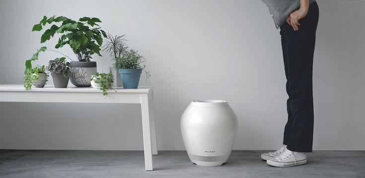 バルミューダ | Rain(レイン)| 空気を洗う美しい加湿器