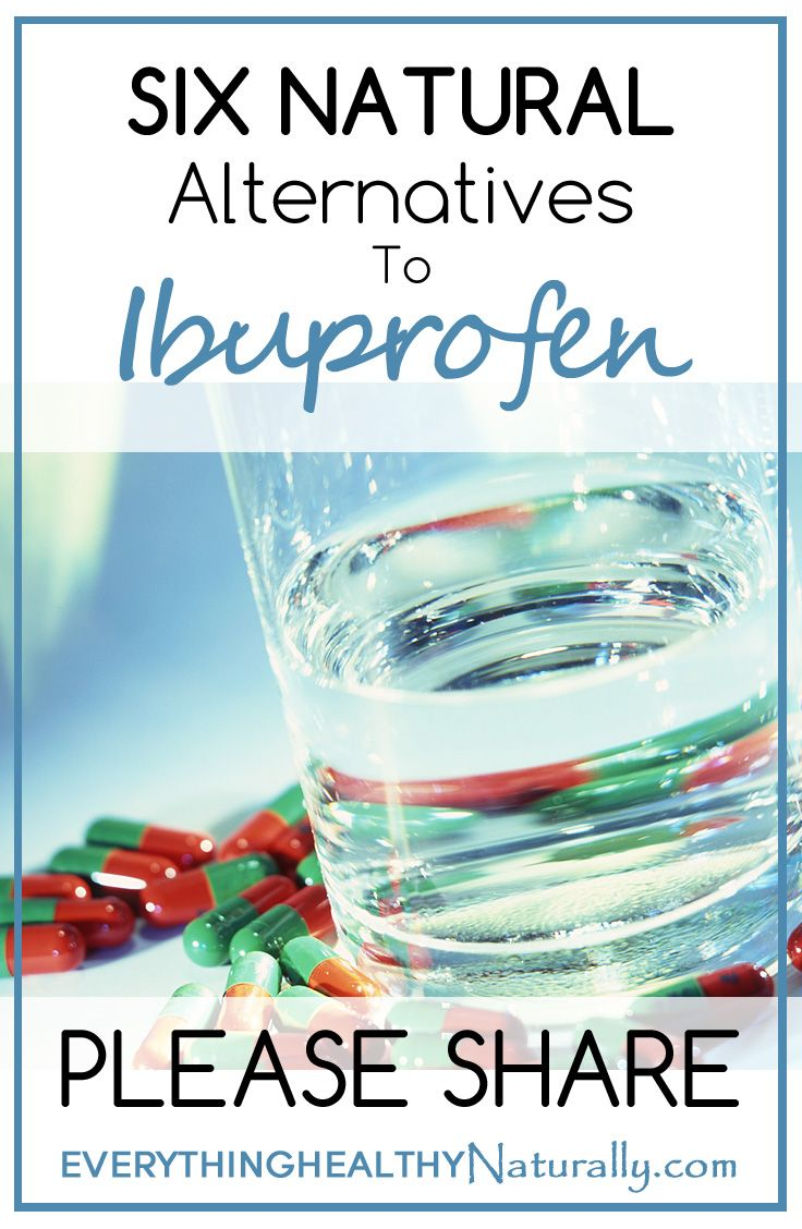 Six natural alternatives to ibuprofen