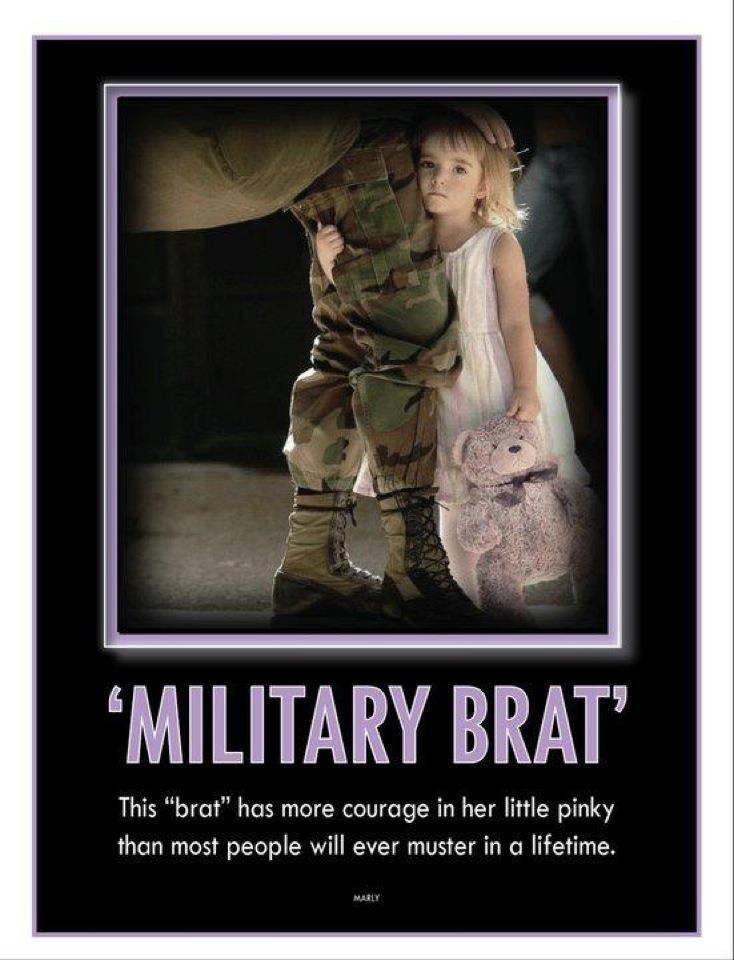 army brat narrative Children of the us military and identity: a narrative inquiry into the brat experience  edward c queair  orcid scholar id #0000-0001-9974-3020.