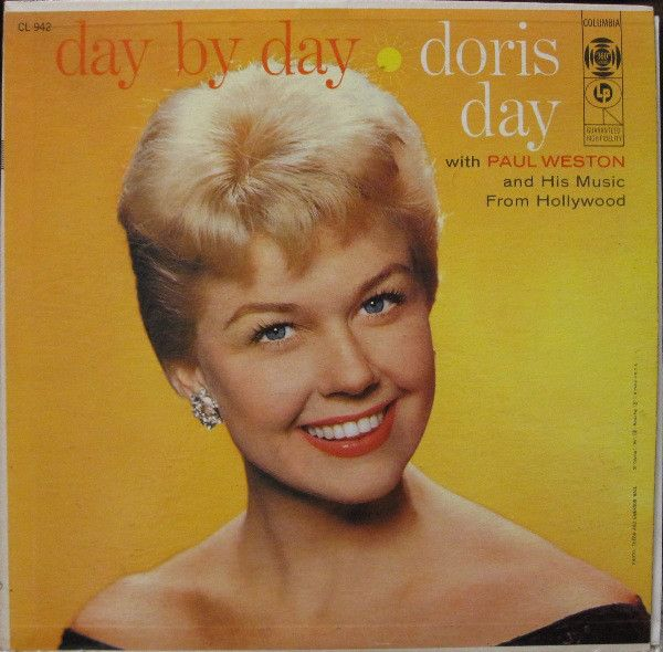 Doris Day With Paul Weston (2) - Day By Day: buy LP, Album, Mono at Discogs