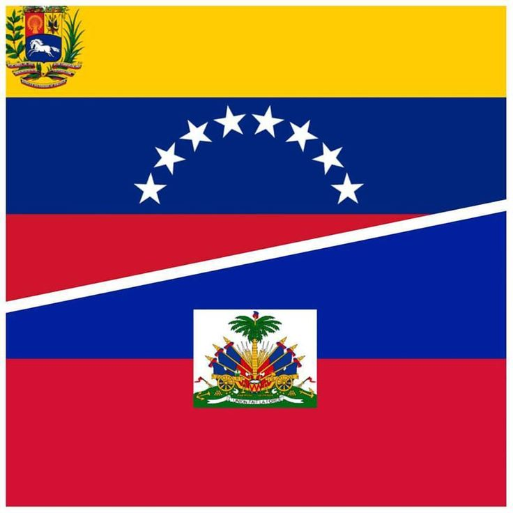 The National flag of Venezuela was created at the sea port of Jacmel, a city in the south east of Haïti. Simon Bolivar included the blue and red from the Haitian Flag, as part of the new colors of Venezuela's national symbol in honor of Haïti being the first country in the world to fully eradicate slavery on its soil.  Simon Bolivar who liberated South America was provided refuge, he was also given 2 ships, weapons, food, crew, and assistance from Haïti. Haïti only demanded one thing of…