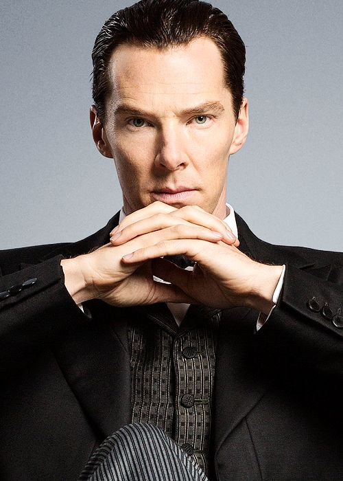 Benedict Cumberbatch as Sherlock Holmes in The Abominable Bride