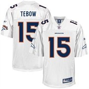According to ESPN Peyton Manning will be working out for the Broncos today. Will you still be needing a Tebow Bronco jersey and will Manning soon be available?