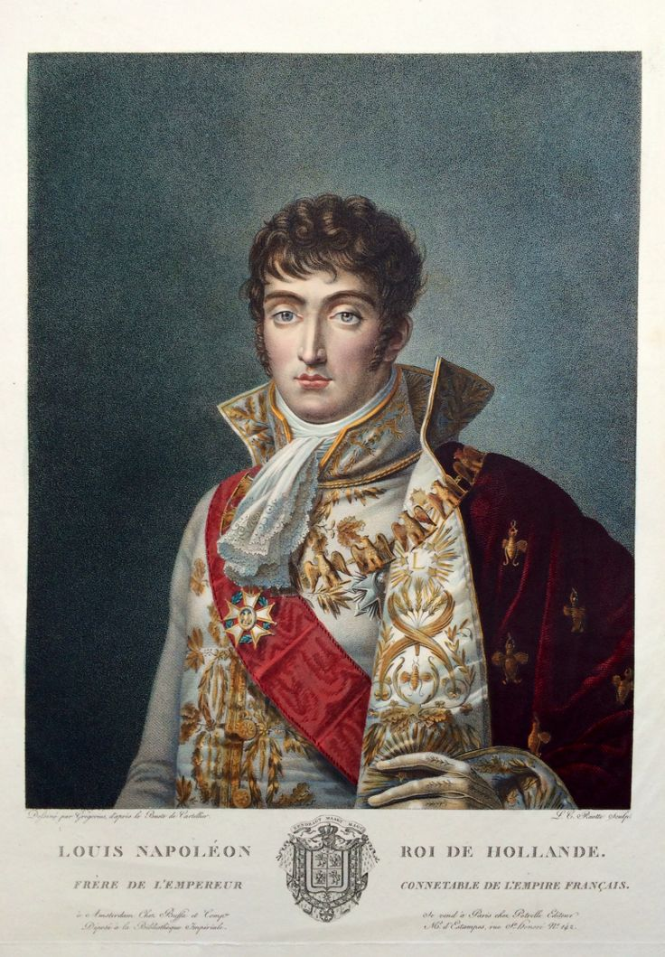 louis napoleon bonaparte He was one of three younger brothers of the emperor napoleon i napoleon made him king of holland in 1806 and deposed him as king in 1810 he was married to hortense de beauharnais, the daughter of napoleon's first wife josephine during the reign of napoleon i, louis had been made the count of st .