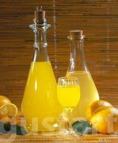 Receptek Lajos Mari konyhájából - Citromlikőr