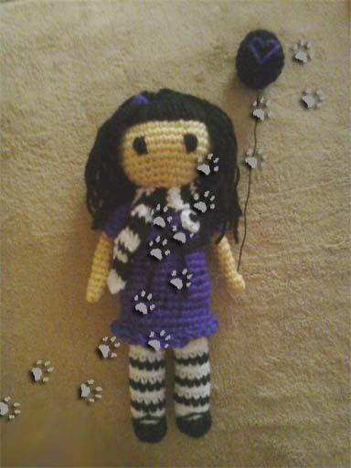 De paseo  (para ver más ir al blog) #crochet #ganchillo #lana #diy