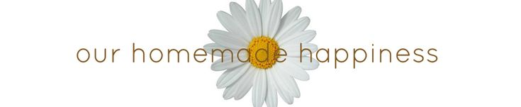 Our Homemade Happiness - this homemade furniture oil is GREAT!