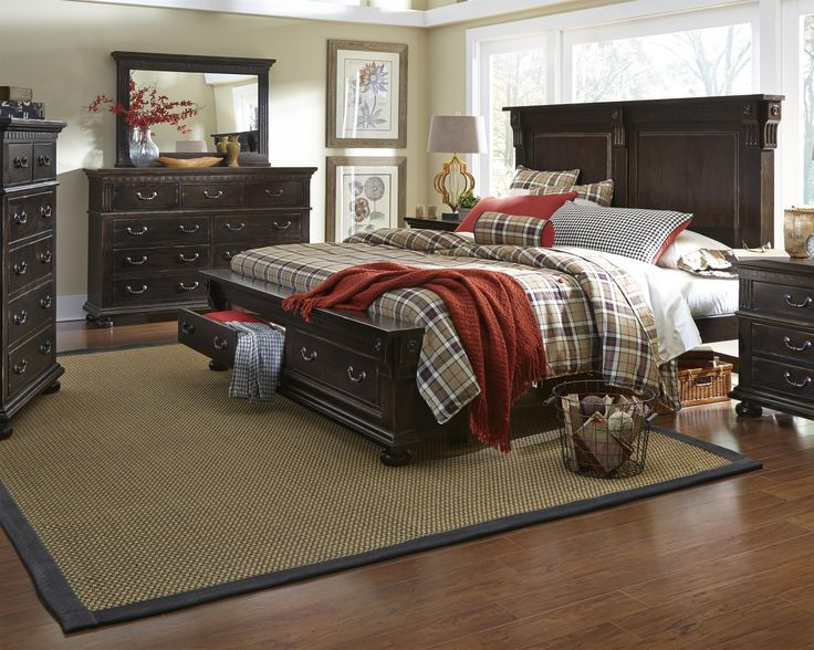 la cantera king bedroom group by progressive furniture - Progressive Furniture