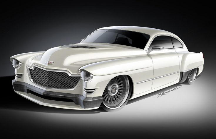 Ringbrothers to bring cool Caddy to SEMA | AmcarGuide.com - American muscle car guide
