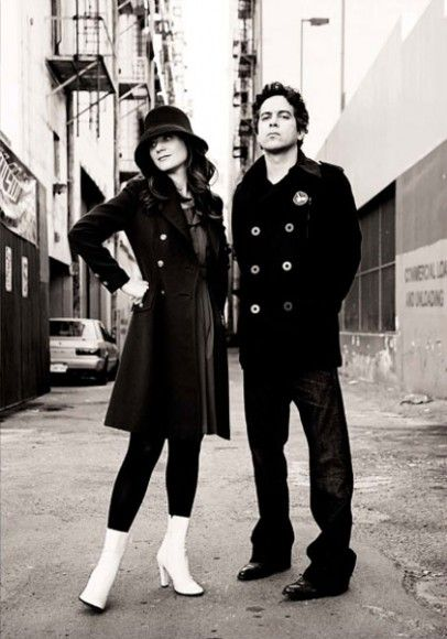 She and Him. Perhaps the best musical duo ever. And Zooey just makes it that much better.