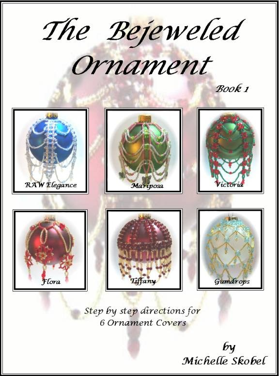 82 best Christmas ornaments images on Pinterest  Beaded ornament
