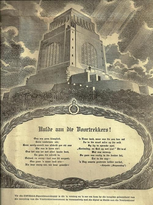"This Day in History: Sep 30, 1931: Start of ""Die Voortrekkers"" youth movement for Afrikaners in Bloemfontein, South Africa."